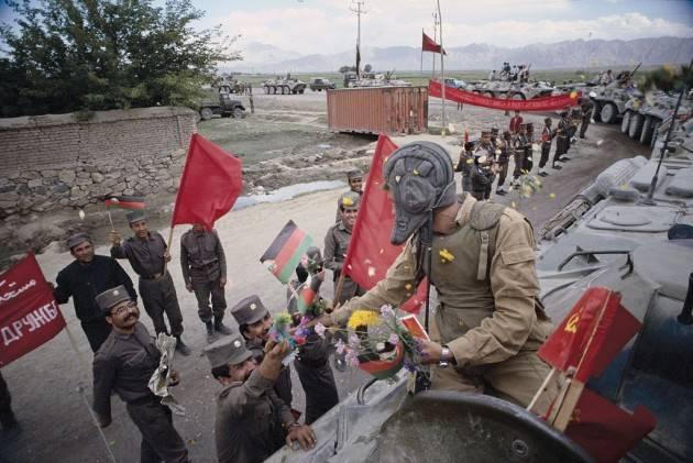 AccaddeOggi  2 febbraio 1989 –L'Armata sovietica lascia l'Afghanistan dopo 9 anni di occupazione  militare