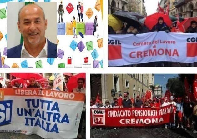 (Video) Marco Pedretti (Cgil Cremona)Tutti a Roma il 9 febbraio.Il Congresso del cambiamento