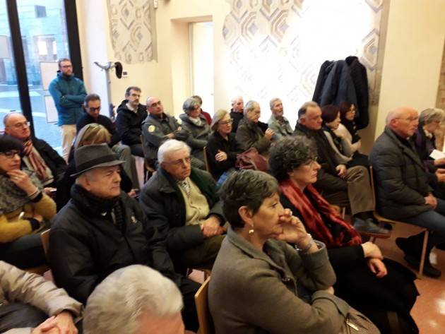 (Video)  Forum delle Idee Resoconto incontro a Cremona  ' Il rapporto salute e ambiente nella ricerca'