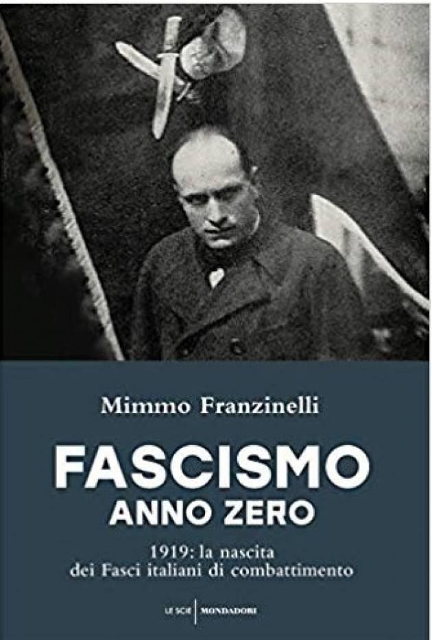 L'ECOLIBRI  'Fascismo anno zero ' di Mimmo Franzinelli