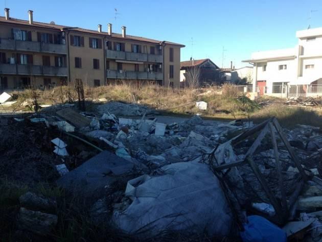 Cremona: Rifiuti in area privata di via della Vecchia Dogana, presto possibile lo sgombero