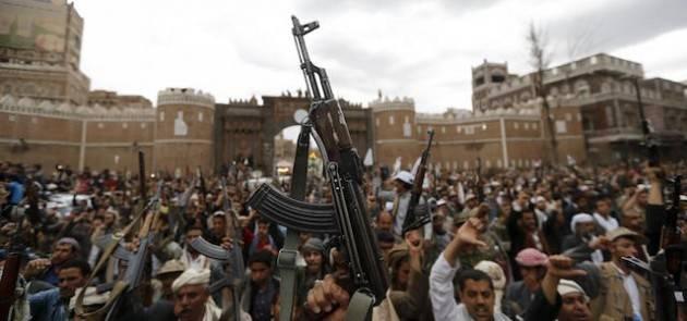 YEMEN, AMNESTY : LE ARMI  DELL'OCCIDENTE AGLI EMIRATI ARABI UNITI FINISCONO NELLE MANI DELLE MILIZIE