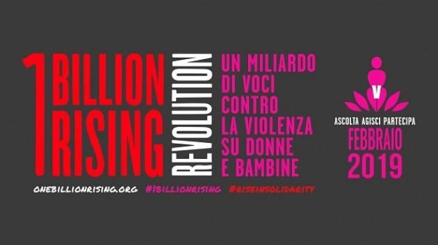 ONE BILLION RISING 2019: LIBERTÀ E SOLIDARIETÀ - 14 FEBBRAIO, CREMONA