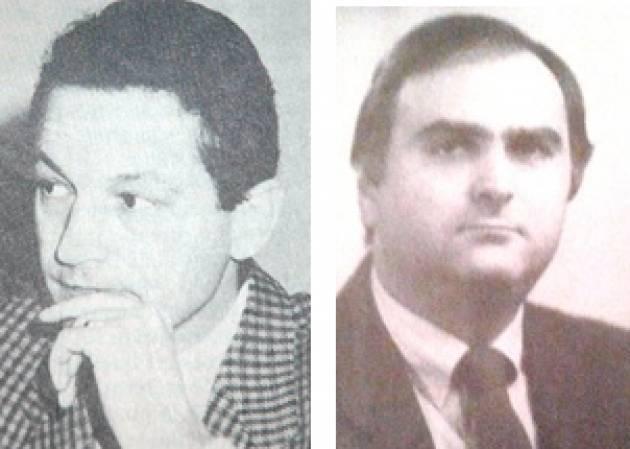 L'ECOCOMMIATI-RICORDI Franco Sanasi e Angelo Pasqualini