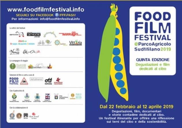FOOD FILM FESTIVAL @ Parco Agricolo Sud Milano dal 22 febbraio al 12 aprile