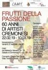 Mostra 60° Associazione Artisti Cremonesi dal 22 febbraio al 10 marzo