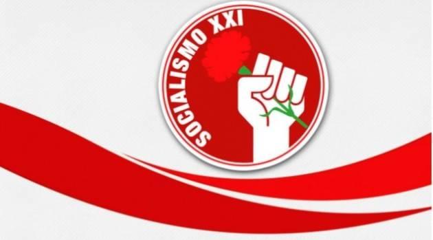 SOCIALISMO XXI Conferenza programmatica Rimini 10 febbraio 2019
