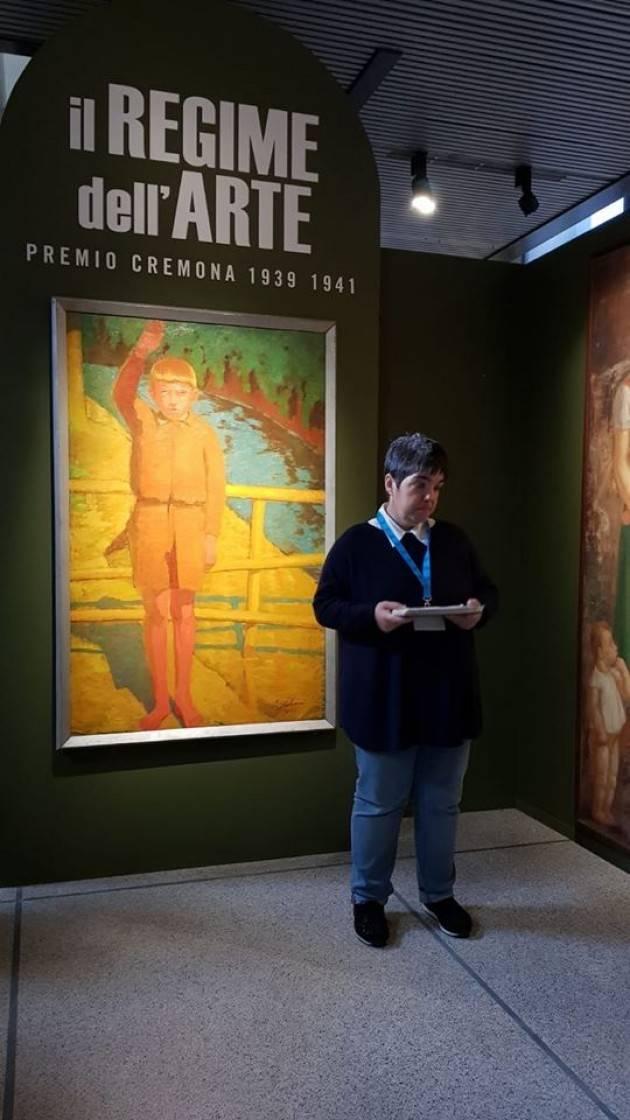 Il progetto Comune di Cremona ed ANFFAS 'Ci sei nei Musei' premiato a Torino