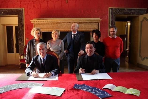 Sottoscritta la Convenzione tra il Comune di Cremona e Banca di Piacenza