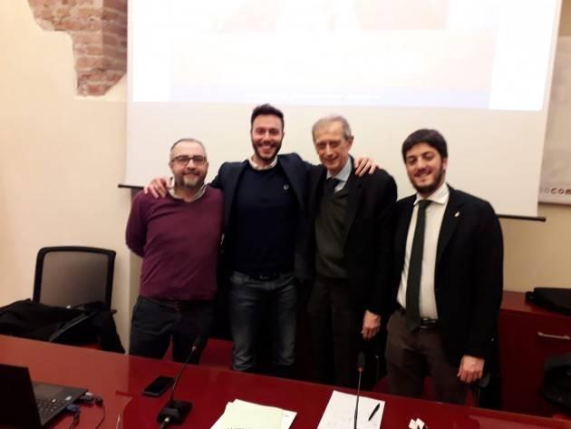 (Video) Piero Fassino a Cremona  ..ecco perché sostengo Nicola Zingaretti come segretario PD