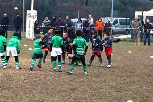 A.S.D. Cremona Rugby: il resoconto di domenica 10 febbraio