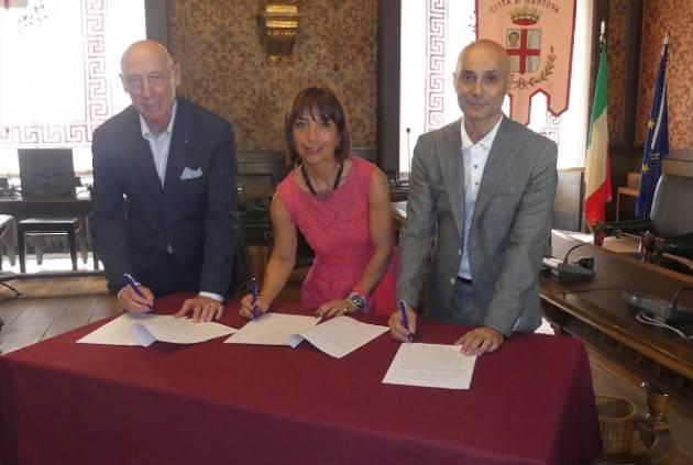 PADANIA ACQUE  partecipa al convegno a Mantova sulle  CITTA' D'ACQUA  DELLA VIA POSTUMIA