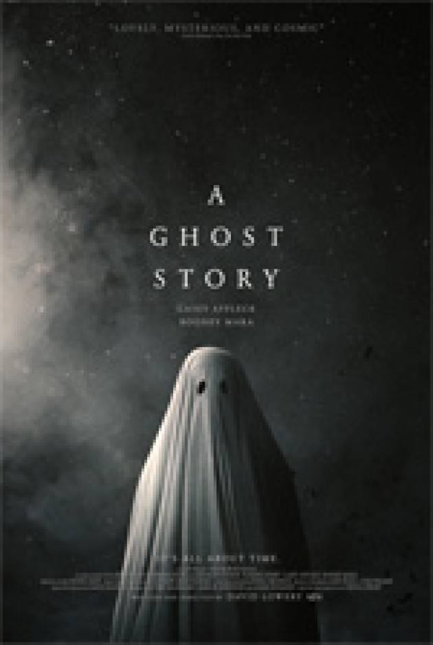 Teatro di Casalmaggiore Domenica 17 proiezione film  'Ghost Story' di David Lowery