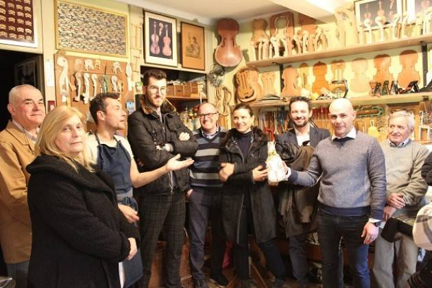 Cremona: dal mese di marzo 'Degustando nelle  botteghe di liuteria'