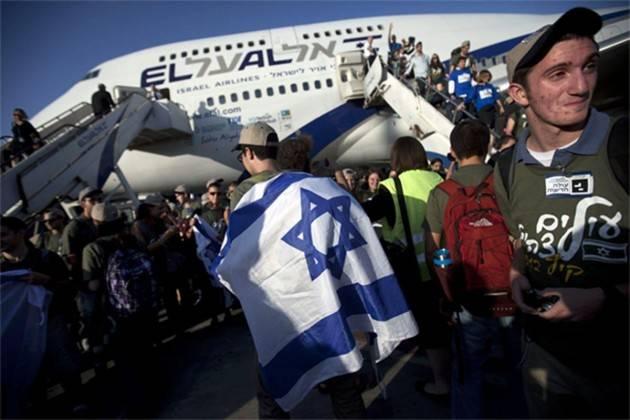 AISE ALIYAH: I DATI DELL'IMMIGRAZIONE/ IN ISRAELE MENO ARRIVI DALL'EUROPA OCCIDENTALE