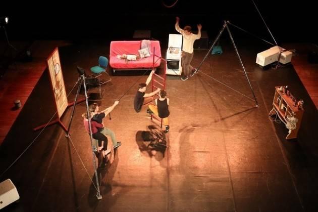 Eventi della FLIC Scuola di Circo del 17,23 e 24 febbraio  a Torino