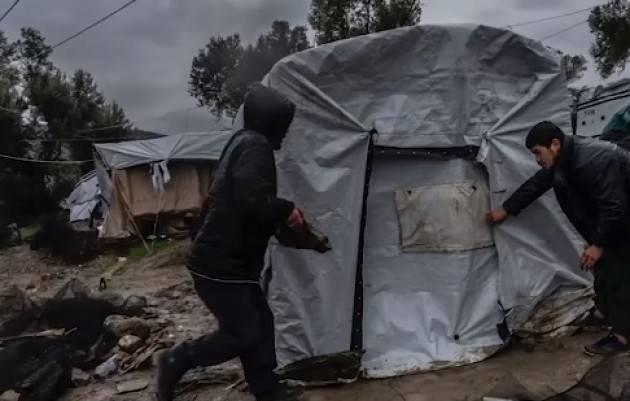 Pianeta Migranti La cremonese Tina Maffezzoni  ci segnala questo video,sulle condizione dei profughi nel campo Moira a Lesbo