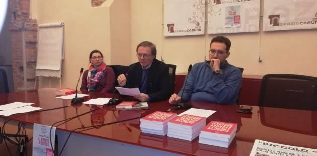 Partecipato incontro con Ferruccio Capelli organizzato dal Forum delle Idee a Cremona  (video)