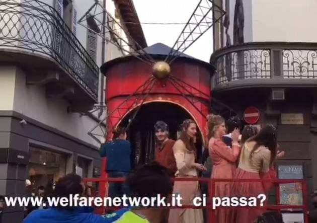 A Crema è già Carnevale.  Viva il carnevale ( Video di Emanuele Mandelli)