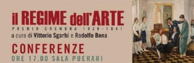 Farinacci e la politica culturale a Cremona