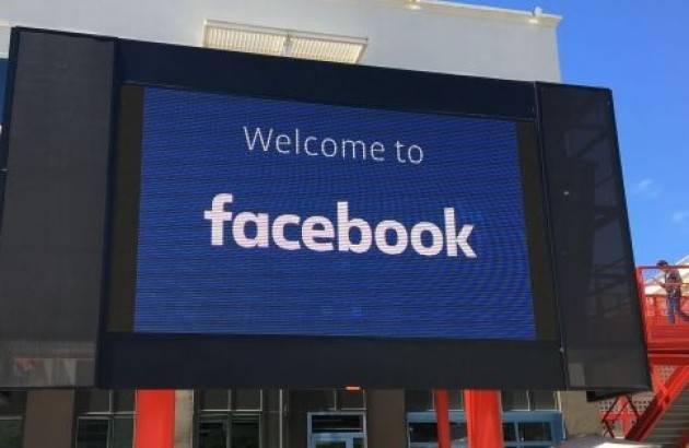 ZEUS  Hai criticato Mark Zuckerberg?  Di certo sei finito sulla lista nera 'Be On Lookout'