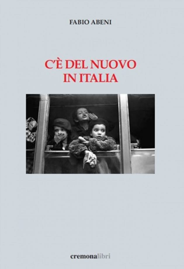 L'ECOLIBRI  Presentazione libro 'C'è del nuovo in Italia' di Fabio Abeni sabato 9 marzo