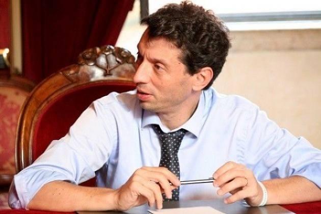 La dichiarazione del Sindaco Gianluca Galimberti a seguito delle recenti notizie sul raddoppio della linea Mantova-Cremona-Milano