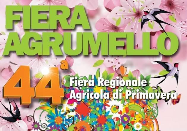 Fiera Regionale Agricola di Primavera a Grumello Cremonese 27-28 aprile 2019