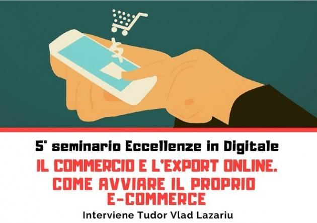 Tecno Quinto appuntamento di Eccellenze in Digitale a Cremona il 6 marzo 2019