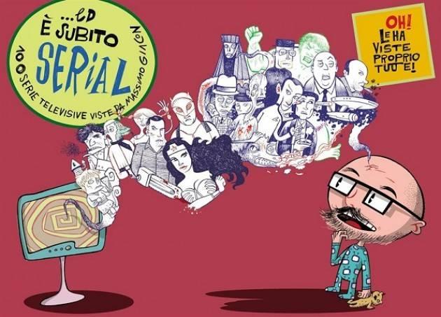 Cremona: incontro pubblico sulle serie tv di supereroi con Massimo Giacon e Matteo Marino sabato 23 febbraio