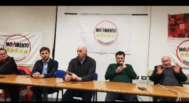 M5S Cremona Elezioni europee ed amministrative Uniti possiamo farcela, Noi siamo uniti e siamo pronti.