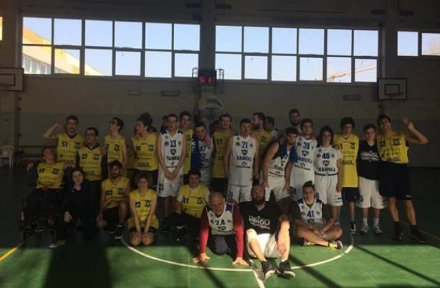 Baskin Cremona: i tabellini del 16 e 24 febbraio