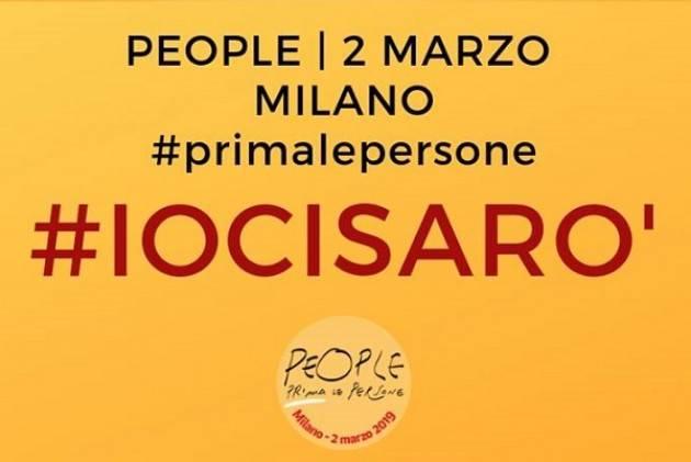 La Tavola della Pace di Cremona aderisce alla marcia 'People-prima le persone' il 2 marzo a Milano