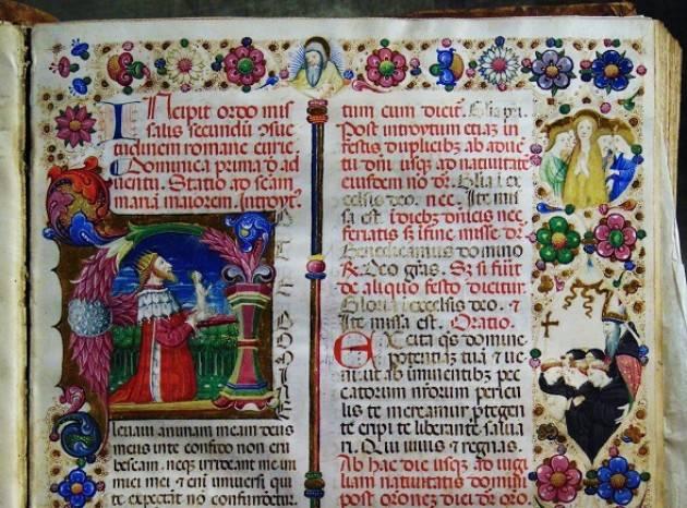 Gioielli nascosti: i codici miniati della Biblioteca Statale di Cremona Evento del 6 marzo