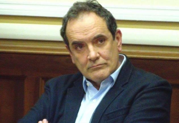 Primarie PD: l'appello di Franco Mirabelli