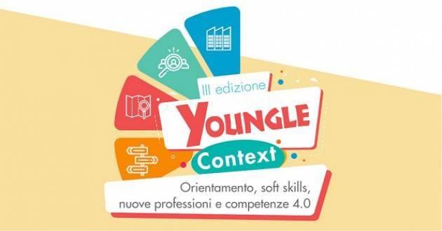 Continuano gli appuntamenti di Youngle Context - giovedì 7 marzo