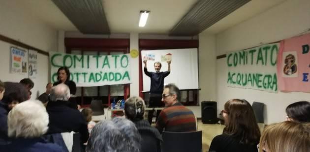 Crotta D'Adda. Bloccato l'insediamento Sovea, la mobilitazione paga