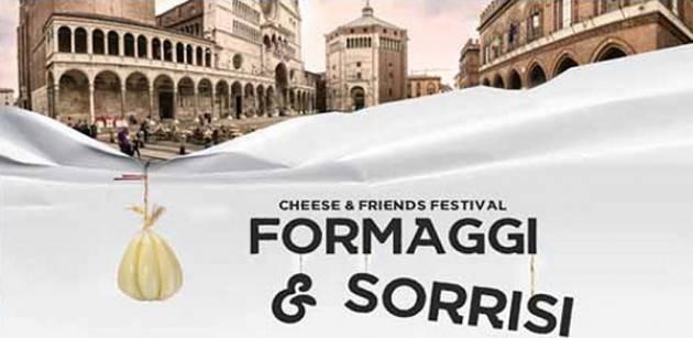 FORMAGGI&SORRISI - Cheese & Friends Festival arriva a Cremona