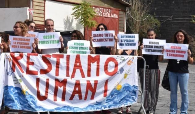 Pianeta Migranti. I diritti dei migranti, il bene degli italiani, la faccia tosta di Salvini.