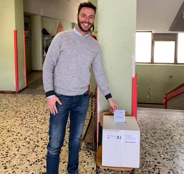 Cremona Santo Canale coordinatore provinciale di Piazza Grande commenta il risultato di Zingaretti