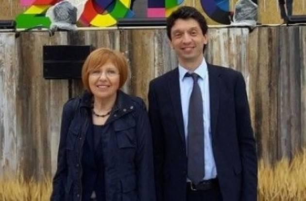 Cremona Galimberti e Ruggeri  incontrano i portavoce che sostengono la richiesta di pubblico encomio a Gino Ruggeri