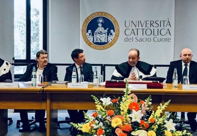 Galimberti: «Ecco come sarà il nuovo campus dell'Università Cattolica del Sacro Cuore»