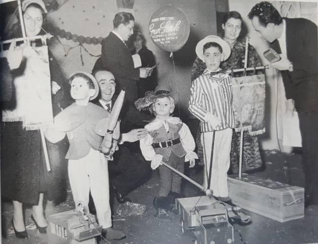 L'ECOCULTURA Carnevale  per i bambini al Filo. Tradizione rispettata