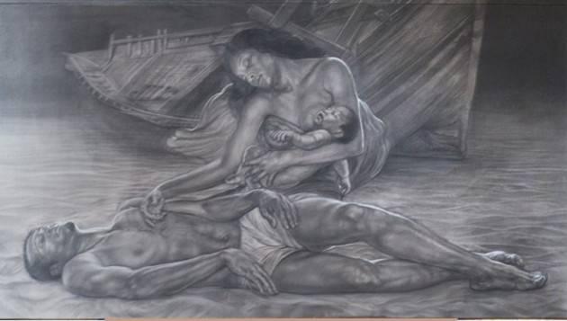 «Mare omnium»: le opere di Rossoni in mostra a Cremona