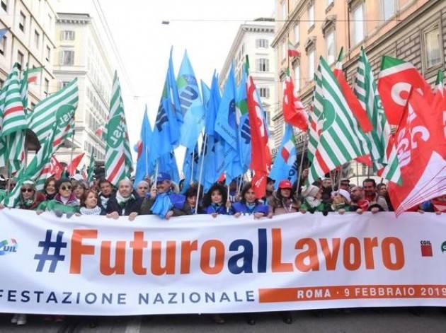 Lavoro Sindacati convocati, l'effetto della mobilitazione