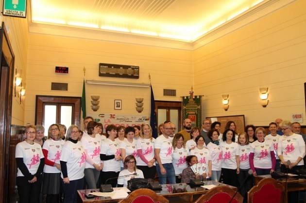 Uisp Cremona Presentata la 10^ Edizione della Corsa Rosa