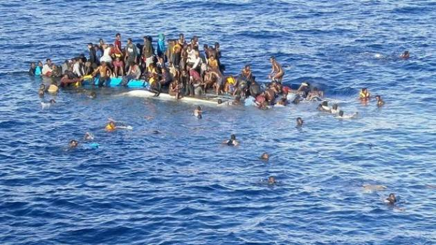 Pianeta migranti. 'Viaggi Disperati': nel 2018 sei migranti al giorno sono morti nel Mediterraneo.