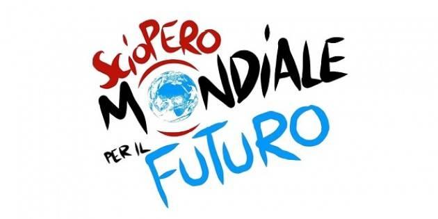 15 marzo 2019, Sciopero Mondiale per il Futuro