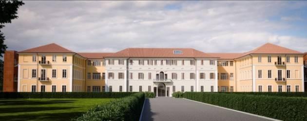 Ristrutturazione della palazzina storica del centro geriatrico Cremona Solidale (ex Soldi) di via Brescia