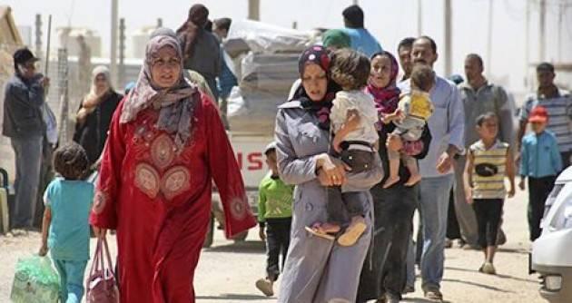 Amnesty : MAI PIÙ INASCOLTATE: LE DONNE DEVONO DARE FORMA AL FUTURO DELLA SIRIA!